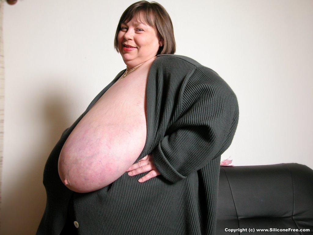 Толстая грудь фото